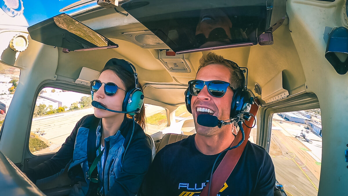 Learn to fly Carlsbad