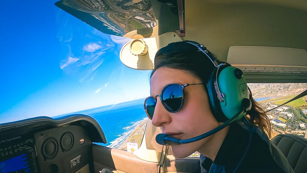 flight instructor Carlsbad