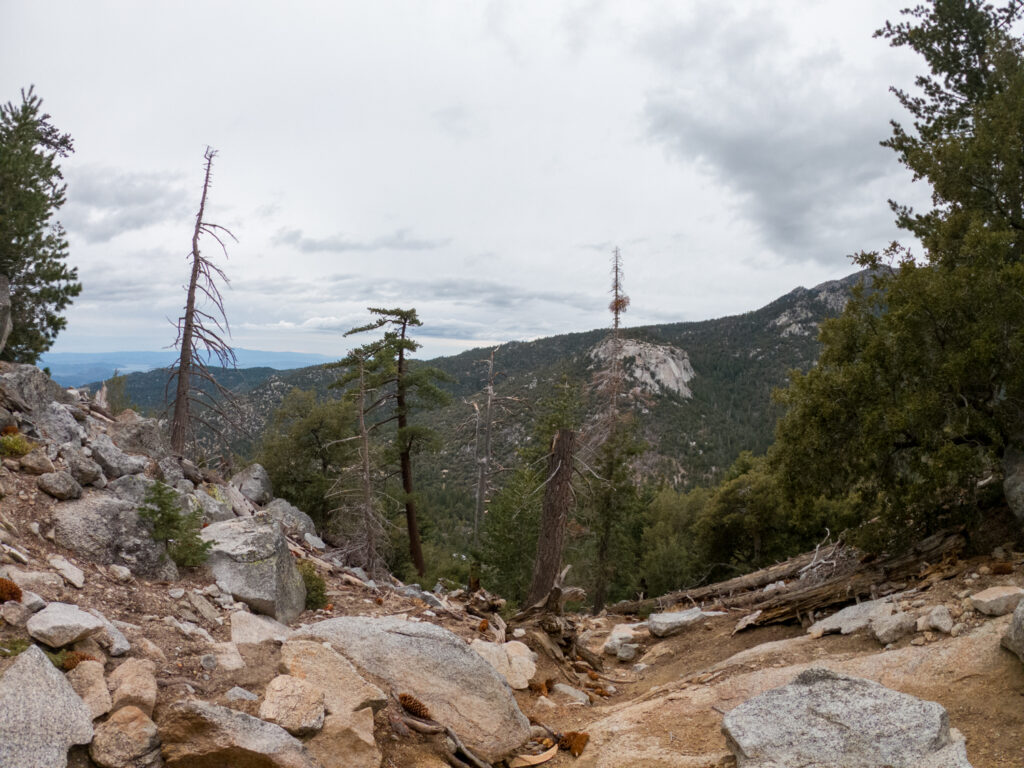 Tahquitz Peak Idyllwild