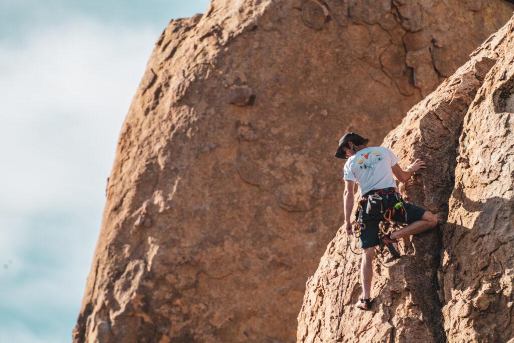 climbing big bear