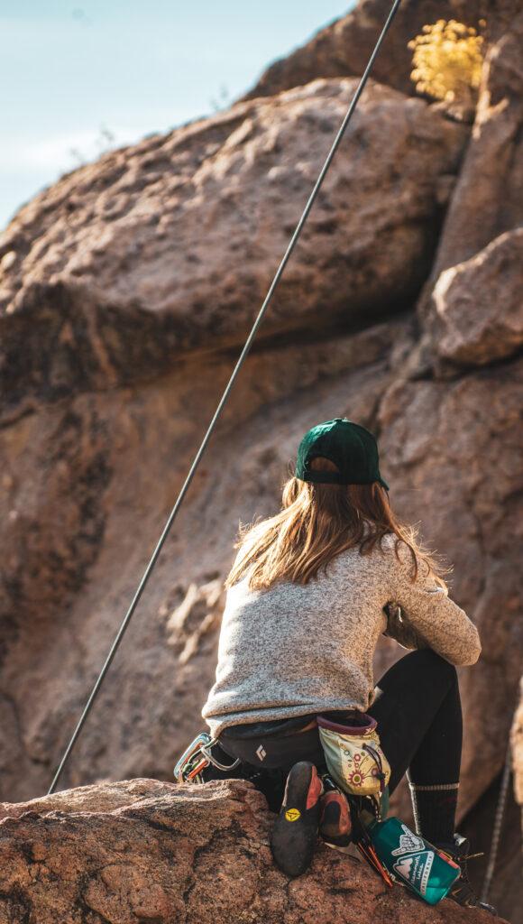 climbing big bear lake