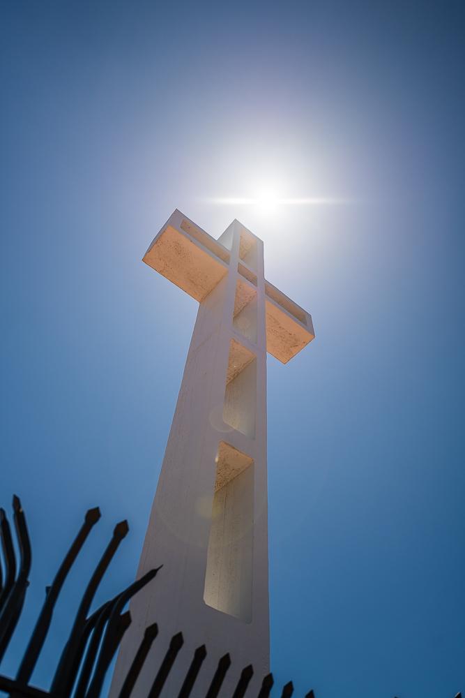 Mount Soledad cross
