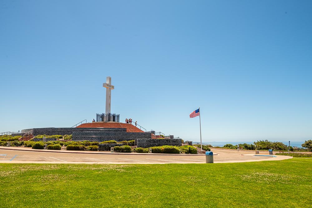Mount Soledad San Diego