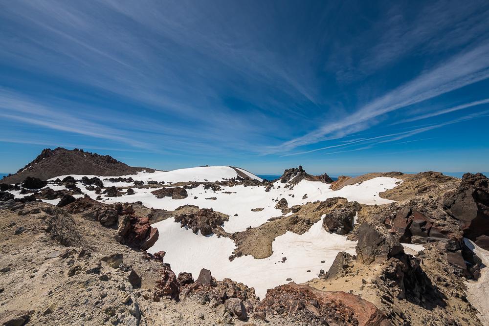 Lassen Peak summit