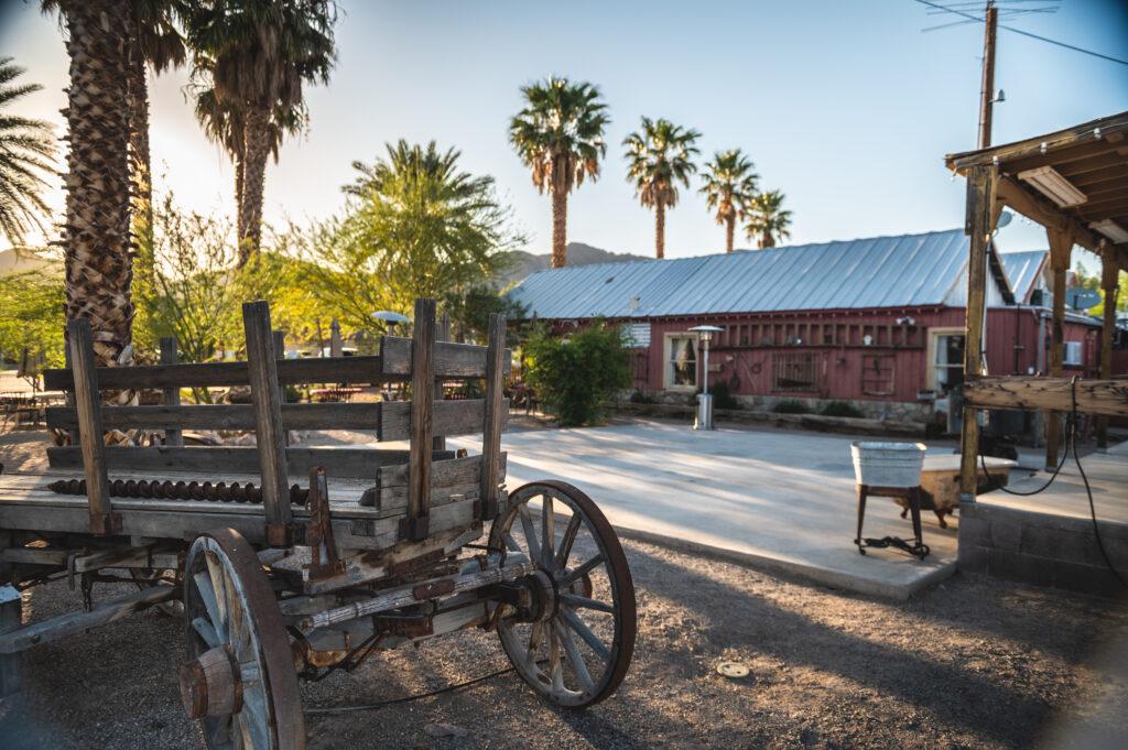 Shoshone California