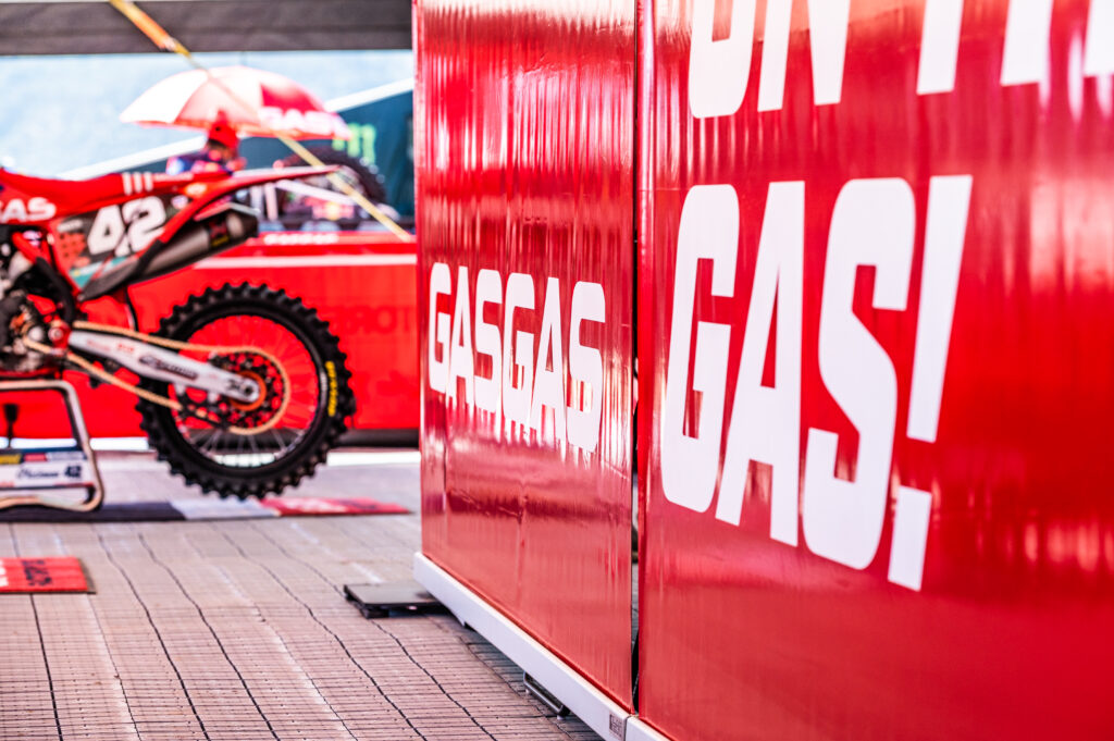 gas gas factory racing